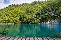 Beautiful view in Plitvice Lakes National Park. Croatia.jpg