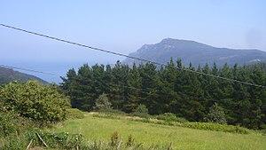 Ea, Biscay - Image: Bedarona