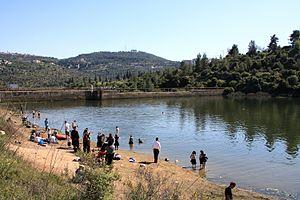 Beit Zayit - Beit Zayit reservoir