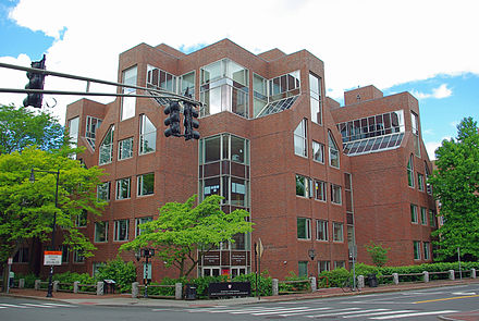 Belfer Building Belfer Center.JPG