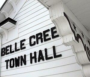 Belle Creek Township, Goodhue County, Minnesota - Belle Creek Town Hall