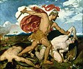 Benaiah by William Etty YORAG 70.JPG