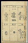 Bencao Gangmu -- C.16 Chinese materia medica, Bezoars, etc. Wellcome L0039333.jpg