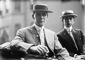 Bennett Champ Clark - Clark at the 1912 Democratic National Convention