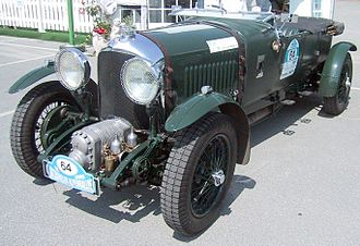 1930 24 Hours of Le Mans - Blower Bentley