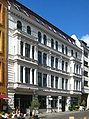 Berlin, Mitte, Nikolaiviertel, Poststraße 12, Geschäfts- und Mietshaus.jpg