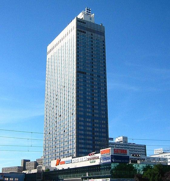 Hotel Stadt Berlin Alexanderplatz