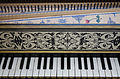 Berlin- Musical instruments cembalo keyboard Harpsichord - 4006.jpg