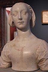 bust of Marietta Strozzi