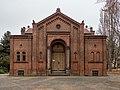 Berlin Parochial Friedhof Trauerhalle 022218.jpg