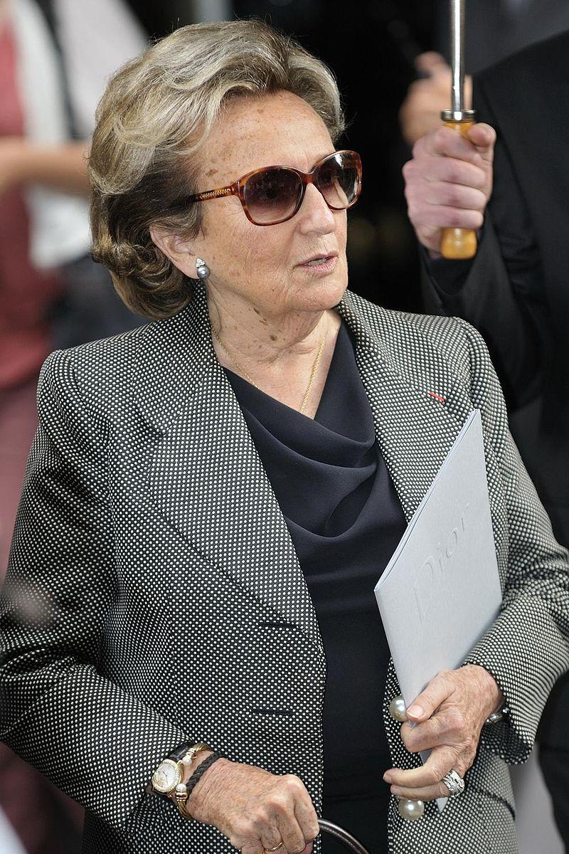 Bernadette Chirac en 2009 | Source : Wikimedia commons