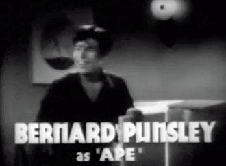 Dead End Kids - Bernard Punsly in the trailer for Little Tough Guy (1938)