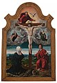 Bernard van Orley - Christus aan het kruis tussen Maria en Johannes - 1629 (OK) - Museum Boijmans Van Beuningen.jpg