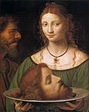 Bernardino Luini - Salome with the Head of John the Baptist - WGA13772.jpg