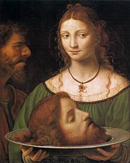 Salome with the Head of John the Baptist