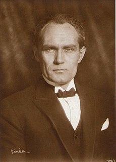 Bernhard Goetzke German actor