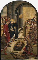 Saint Dominique et les Albigeois