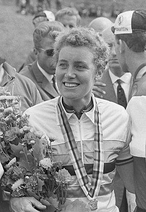 Beryl Burton - Burton in 1967