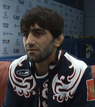Circassians - Russian-Circassian wrestler Beslan Mudranov won Russia's first gold medal at the Rio 2016 Olympics
