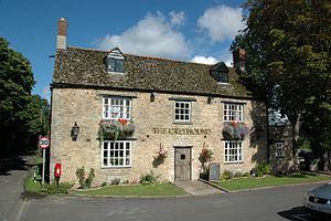 Besselsleigh - The Greyhound public house