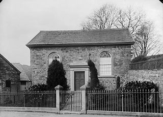 Bethesda chapel (Cong), Llansanffraid-ym-Mechain