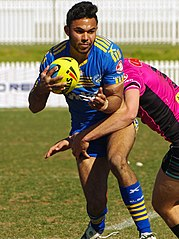 Bevan French Australian rugby league player (1996-)