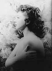 Beverly Sills in 1956, photo by Carl Van Vechten