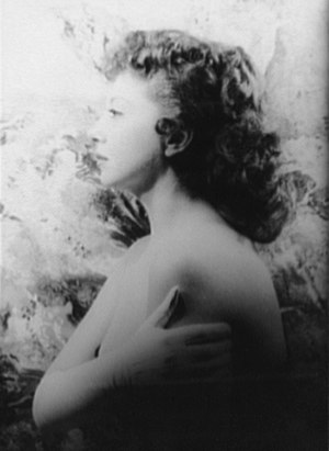 New York City Opera - Beverly Sills in 1956, photo by Carl Van Vechten