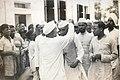 Bhakhra Nangal project visit of Jawaharlal Nehru, 1953.jpg