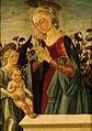 Biagio d'Antonio - Madona y Niño con ángel.jpg
