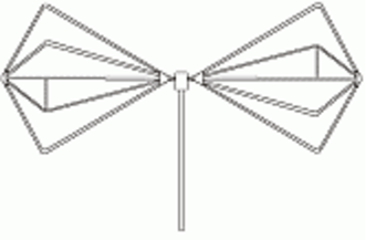 Biconical antenna - Biconical antenna