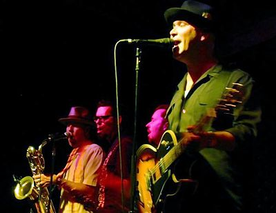 Picture of a band or musician: Big Bad Voodoo Daddy
