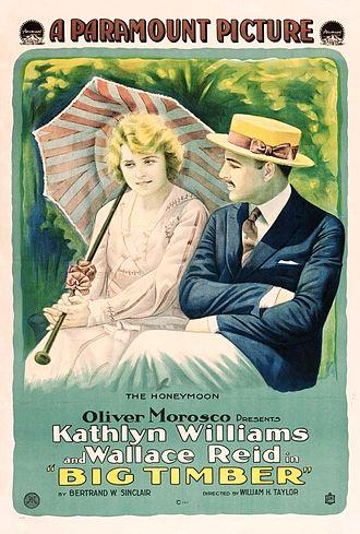 Big Timber (film) - 1917 lobby card