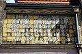 Bild aus Meißner Porzellanplatten am Franziskaneum in Meißen.JPG