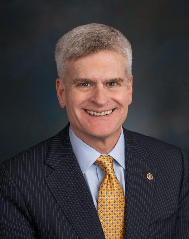 Bill Cassidy official Senate photo