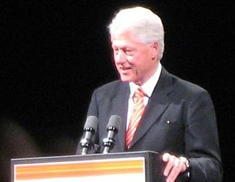Netroots Nation - Bill Clinton speaking at the 2009 convention