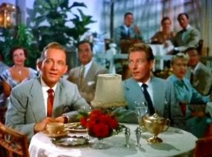 White Christmas (film) - Bing Crosby and Danny Kaye