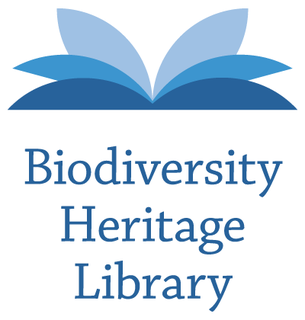 Biodiversity Heritage Library digital library, online database and large-scale digitization project for biodiversity literature
