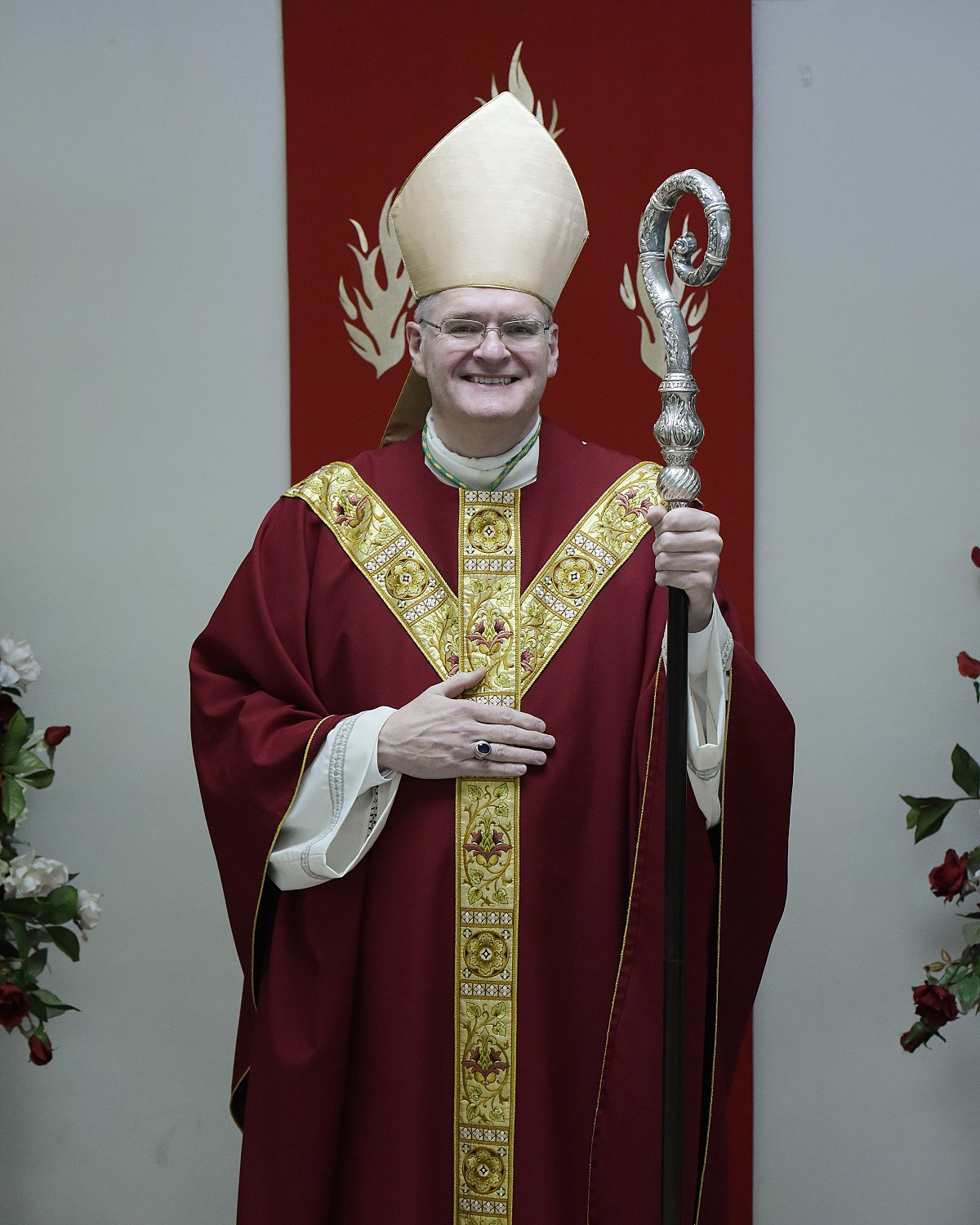 religious bishop cumming