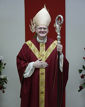 Joseph M. Siegel - Image: Bishop Joseph Siegel