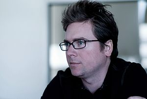w:Biz Stone, co-founder of w:Twitter, at w:Sou...