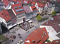 Blick vom Blaserturm auf den nördlichen Marienplatz.jpg
