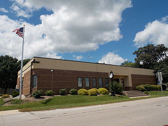 Scott County Library System - Scott County Library and Blue Grass City Hall