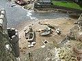 Boats on a beach, Afon Conwy - geograph.org.uk - 1770426.jpg