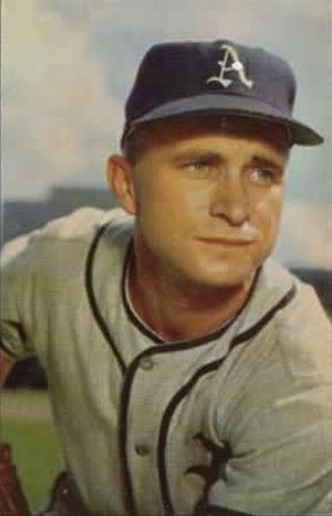 1961 Major League Baseball expansion - Bobby Shantz (pictured in 1953) was the Senators' first pick in the expansion draft