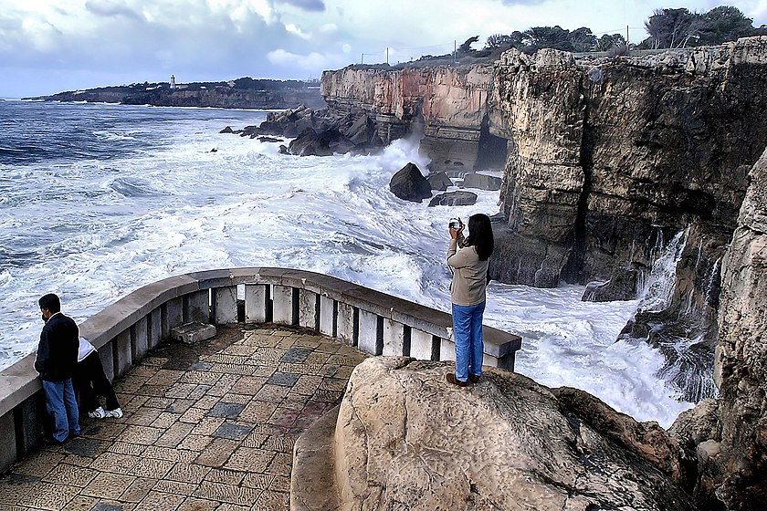 Boca do Inferno, Cascais - panoramio