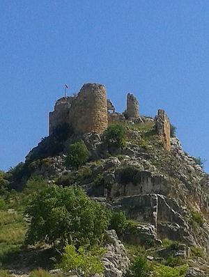 Bodrumkale - Bodrumkale in Osmaniye Province, Turkey