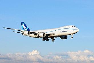 Boeing 747-8 N747EX First Flight 2-8-2010.jpg
