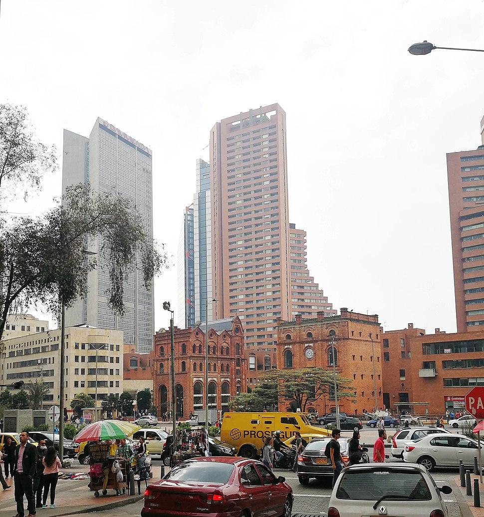 Bogota Centro Internacional Latam Business Hub