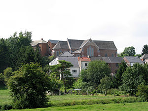 Boignée - The church neighbourhood